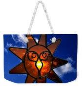 Donna's Sunset Weekender Tote Bag
