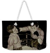 Donovan Boxing Weekender Tote Bag
