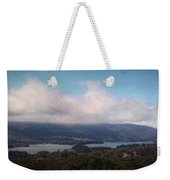 Don't Ever Give Up Weekender Tote Bag