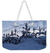 Don't Fence Me In Weekender Tote Bag