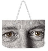 Dont Let The Stars Get In Your Hazel Eyes Weekender Tote Bag