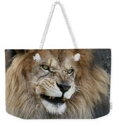 Don't Mess With Me Weekender Tote Bag