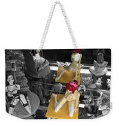 Don't Show Mom Weekender Tote Bag