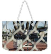 Don't Touch This Weekender Tote Bag