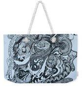 Doodle - 01 Weekender Tote Bag