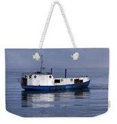 Door County Gills Rock Trawler Weekender Tote Bag