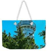 Door County Wi Lighthouse Weekender Tote Bag