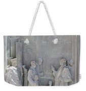 Door Detail Cathedral Siena Weekender Tote Bag
