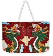 Door Dragons 03 Weekender Tote Bag
