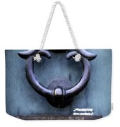 Door Knob Weekender Tote Bag
