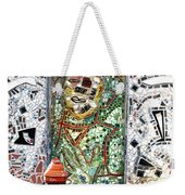 Door Mosaic Weekender Tote Bag