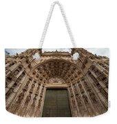 Door Of Assumption Of The Seville Cathedral Weekender Tote Bag