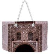 Door Of The Court Of The Myrtles 3 Weekender Tote Bag