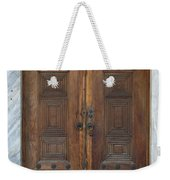Door Of The Topkapi Palace - Istanbul Weekender Tote Bag
