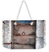 Door Series - Door 3 - Sarajero Weekender Tote Bag