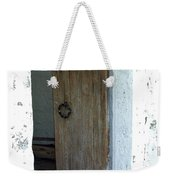 Door To The Old Lighthouse Weekender Tote Bag