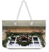 Door Trim Governors Palace Weekender Tote Bag