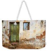 Doors And Windows Lencois Brazil 4 Weekender Tote Bag