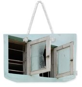 Doors And Windows Lencois Brazil 5 Weekender Tote Bag