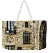Doors And Windows Weekender Tote Bag