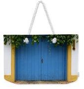 Doors And Windows Minas Gerais State Brazil 11 Weekender Tote Bag
