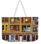 Doors And Windows Weekender Tote Bag