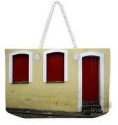 Doors And Windows Salvador Brazil 1 Weekender Tote Bag