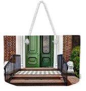 Doors Of Historic Charleston Weekender Tote Bag