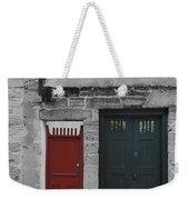 Doors Of St. Augustine Weekender Tote Bag