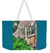 Door, Santuario De Chimayo Weekender Tote Bag