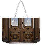 Doors To The Old West Weekender Tote Bag