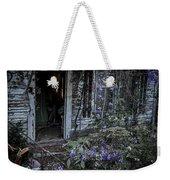 Doorway And Flowers Weekender Tote Bag
