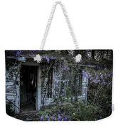 Doorway And Flowers Two Weekender Tote Bag