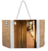 Doorway - Mesilla New Mexico Weekender Tote Bag