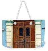 Doorway Of Nicaragua 001 Weekender Tote Bag