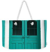 Doorway Of Nicaragua 002 Weekender Tote Bag