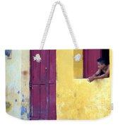 Doorway Of Nicaragua 005 Weekender Tote Bag