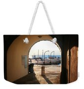 Doorway To The Sea Weekender Tote Bag