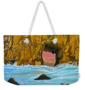 Doorway To The Sun Weekender Tote Bag