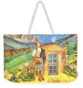Dorothy And Toto  Weekender Tote Bag