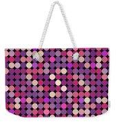Dots Weekender Tote Bag