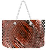 Dotty Weekender Tote Bag