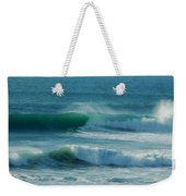 Double Action Weekender Tote Bag
