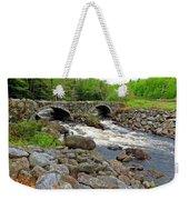 Double Arch Bridge Weekender Tote Bag
