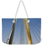 Double Diamonds At Sunset Weekender Tote Bag