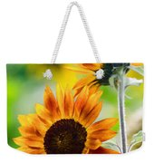 Double Dose Of Sunshine Weekender Tote Bag