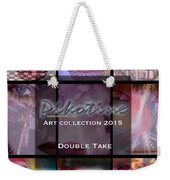 Double Take Art Collection Weekender Tote Bag