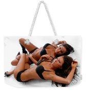 Double The Fun Weekender Tote Bag