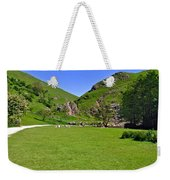 Dovedale - Stepping Stones Area Weekender Tote Bag