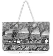 Dover, New Jersey, 1844 Weekender Tote Bag